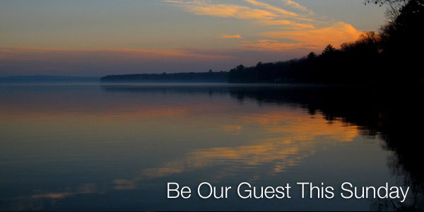 Be Our Guest This Sunday
